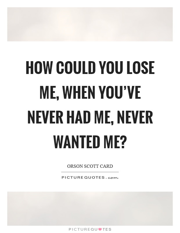You 39 Ve Lost Me Quotes Quotes