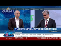 """Hasan Basri Yalçın ile """"Brifing Saati""""/Türkiye'nin Kuzey Irak Stratejisi – 22 09 2021 - 24 TV"""