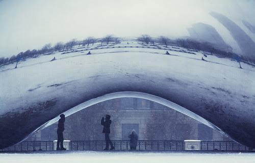 Snowpocalypse 2011 Chicago por mckenziemedia
