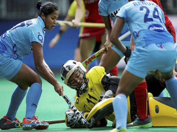 India beat China 2-1 to win Women's Asian Champions Trophy