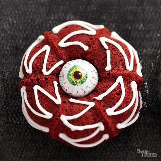 Red Velvet Eyeballs