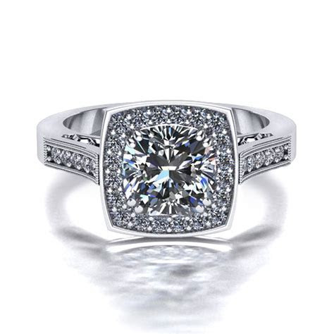 Halo Engagement Rings   Jewelry Designs