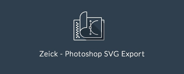 Zeick - Photoshop SVG Export