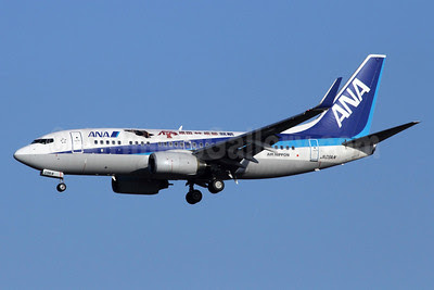 ANA-Air Nippon Boeing 737-781 WL JA09AN (msn 33878) (Kung Fu Panda 2) NRT (Michael B. Ing). Image: 912619.