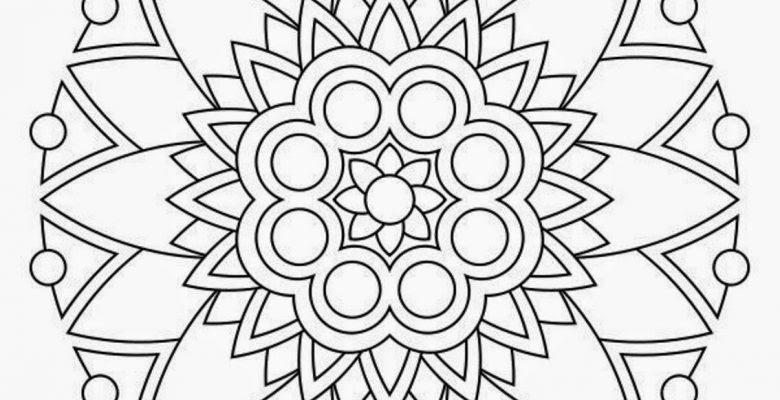 Mandala Boyama Resimleri 2017 Sınıf öğretmenleri Için ücretsiz