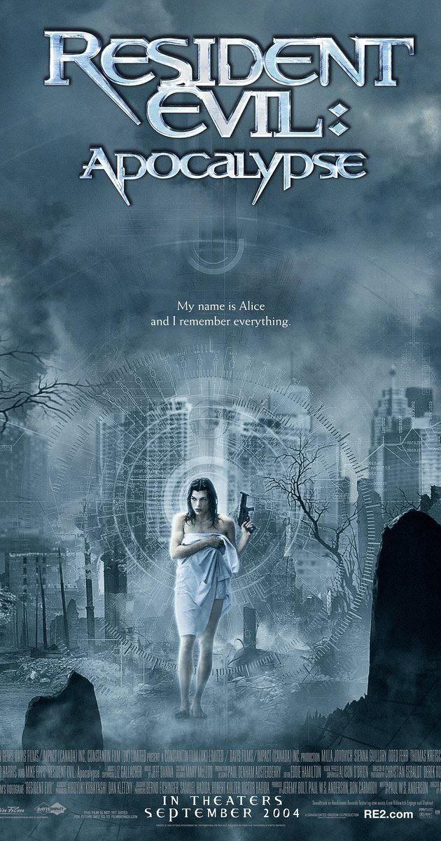 Resident Evil: Apocalypse (2004) 480p 720p 1080p BluRay Dual Audio (Hindi+English) Full Movie