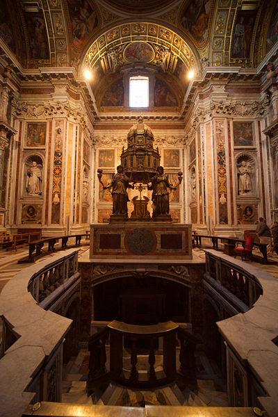 Fil: Santa Maria Maggiore (Rom) 06.jpg