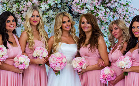 The golden rules of wedding planning