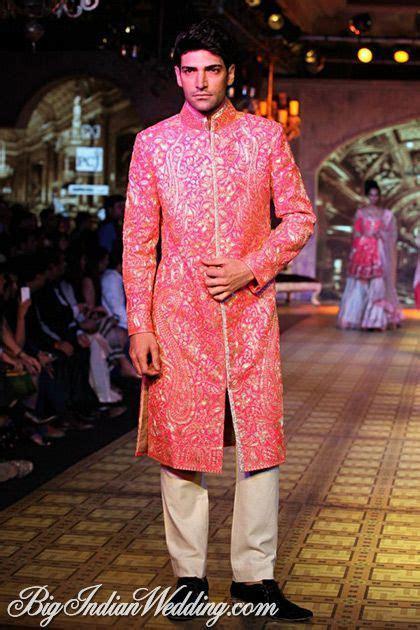 Manish Malhotra grooms sherwani   Mens Indian Clothing