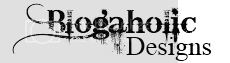 Blogaholic Designs