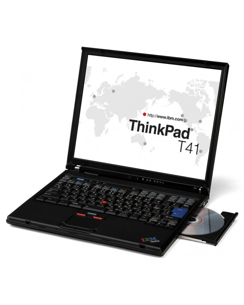 Ibm Thinkpad T41 Laptop