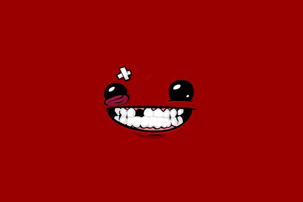 Super Meat Boy Forever is likely coming to the Switch screenshot