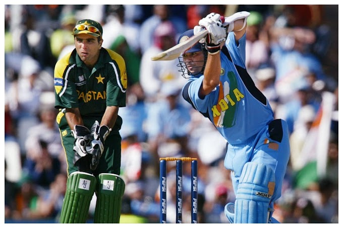 On This Day - March 1, 2003 - Tendulkar's Genius Makes It 4 Out of 4 For India Against Pakistan