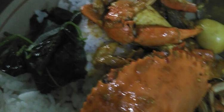 Resep Kepiting Saus Padang Ala2 Oleh Bunda Ainy