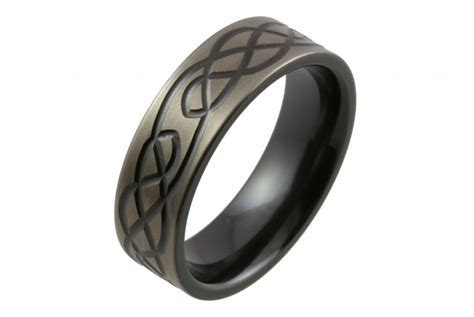 Stylish wedding rings for men   Fashion Front