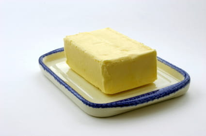 healthy fats in butter