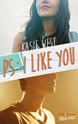 Couverture PS: I like you
