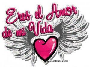Imagen De Amor Con Frase Eres El Amor De Mi Vida