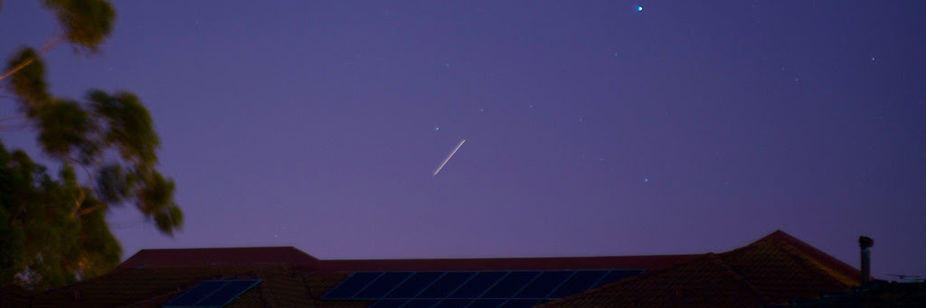 ISS Fangin Past Perth