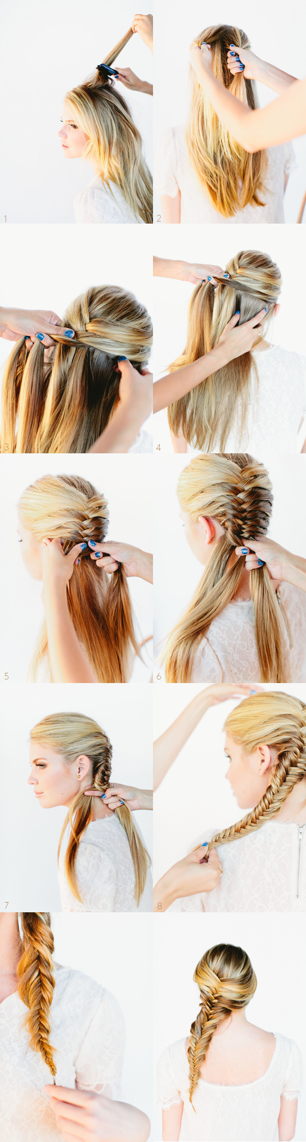 Hairstyles For Long Hair Braids PictureFuneral Program Designs