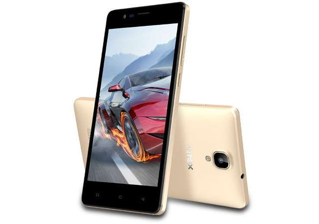 Intex Aqua Lions 4G with VoLTE, 5-inch Display, 2000mAh Launched