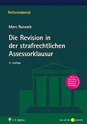 [pdf]Die Revision in der strafrechtlichen Assessorklausur (Referendariat)_3811495615_drbook.pdf