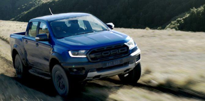Ford Ranger Raptor New Zealand Mountain Testing Motorgazette