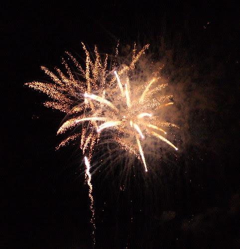 Blue Rocks Fireworks A