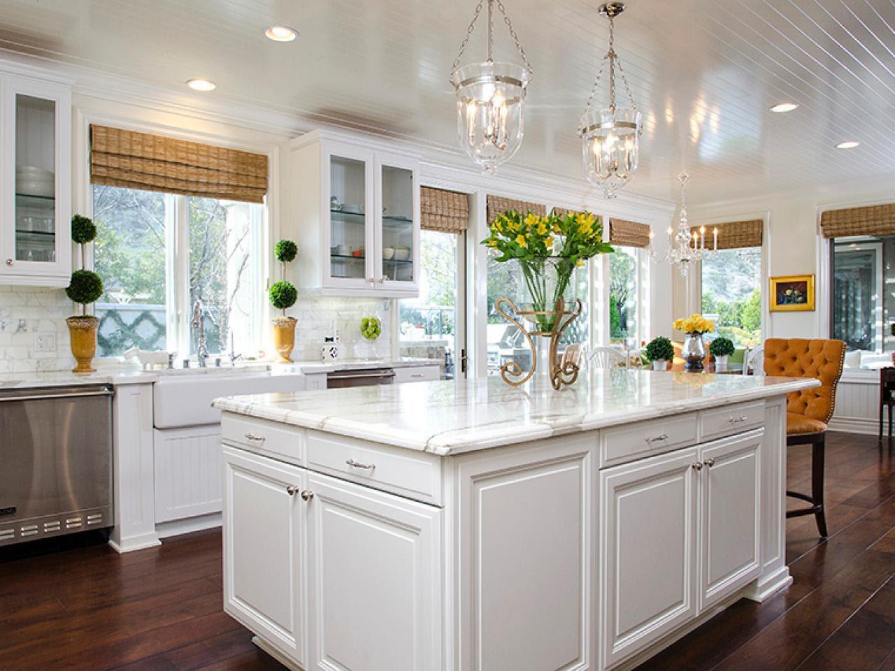 Window Treatment Ideas For Kitchens (29)++ Design Secrets  DOWNLOAD