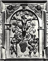 Dionysus on the Cross image