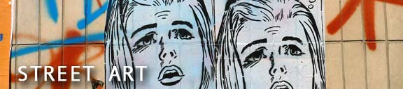 WM header streetart