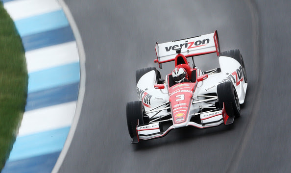 Helio Castroneves - Grand Prix of Indianapolis