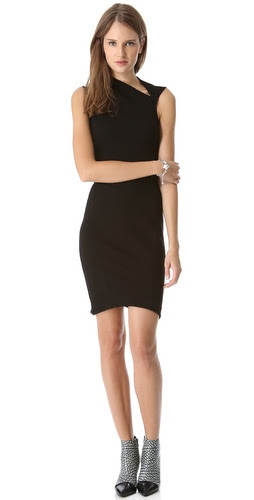 HELMUT Helmut Lang Fit Body Dress