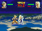 Jogar Dragon ball z power level demo Jogos