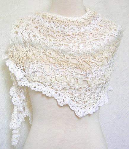 Creamy Freeform Wrap