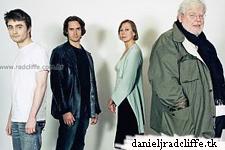 Richard Griffiths about Equus/Dan + new photo