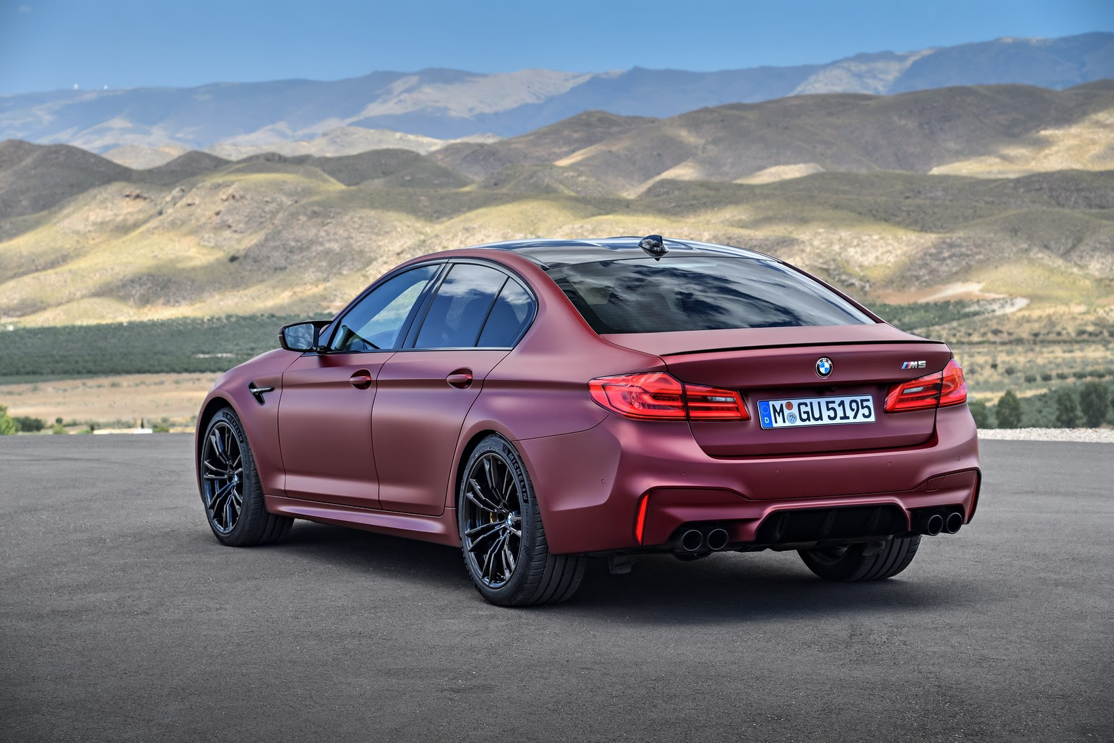 New Bmw M5 South African Pricing Guesstimated