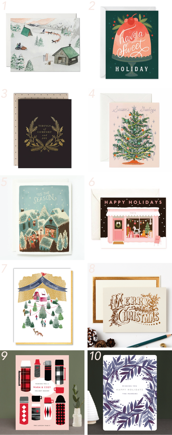 50+ Great Pinecone Design Ltd Christmas Cards