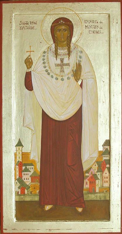 IMG ST.BATHILDIS, Regent of France