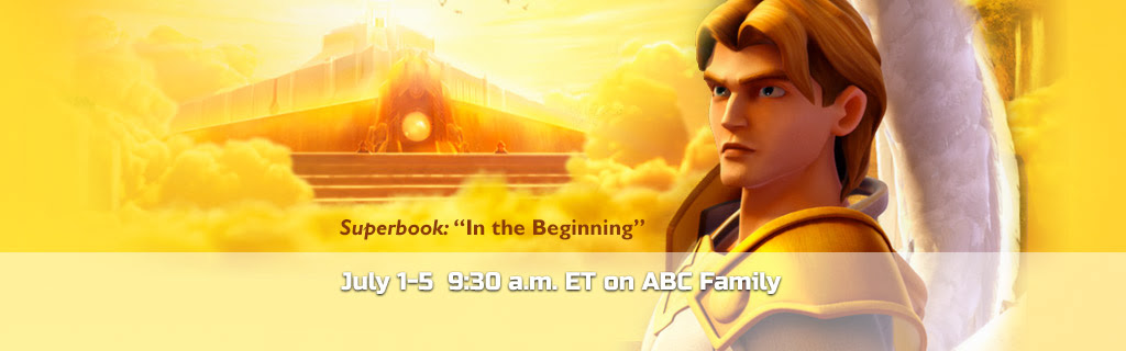 ABC Family, animation series, Bible series