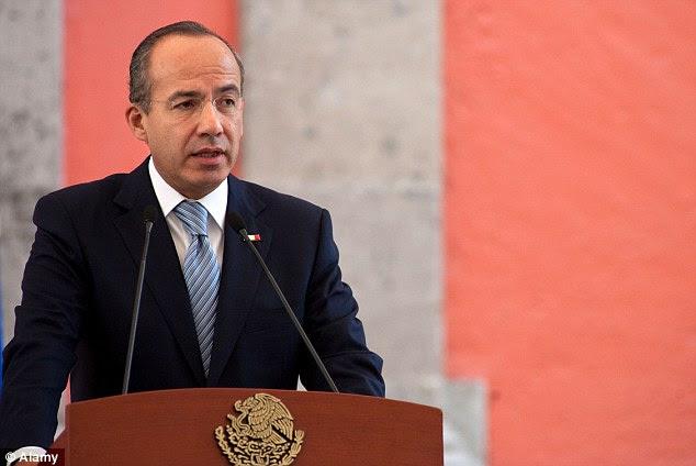More than 60,000 people died in violence linked to warring drug cartels during the 2006-2012 presidency of Felipe Calderon