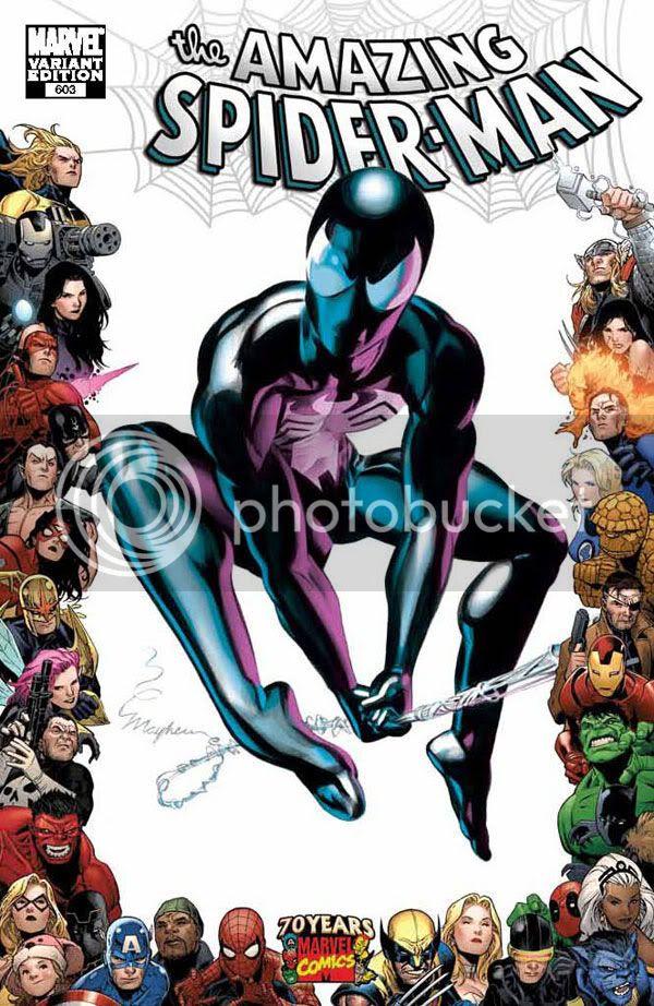 Marvel 70 anos