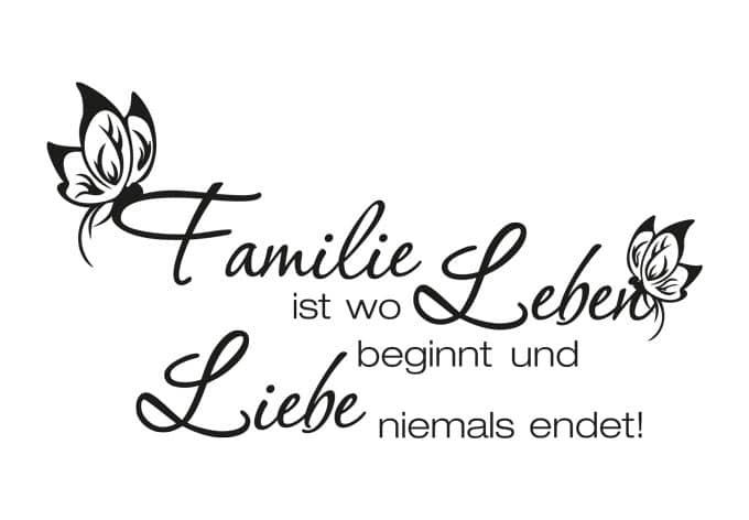 Familie Wo Leben Liebe Elektrosystem