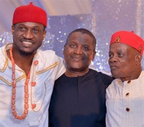 Peter Okoye Married, Wife, Traditional Wedding Photos
