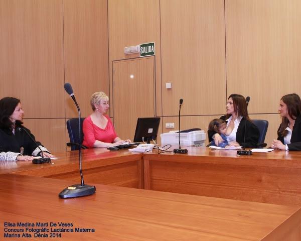 """Premi Col·legi d'Infermeria d'Alacant """"Treball"""".Elisa Medina Martí De Veses.Valéncia."""