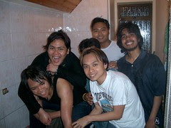Berposing lepas campak Rizal. Next: Ezzad pulak. Hahah