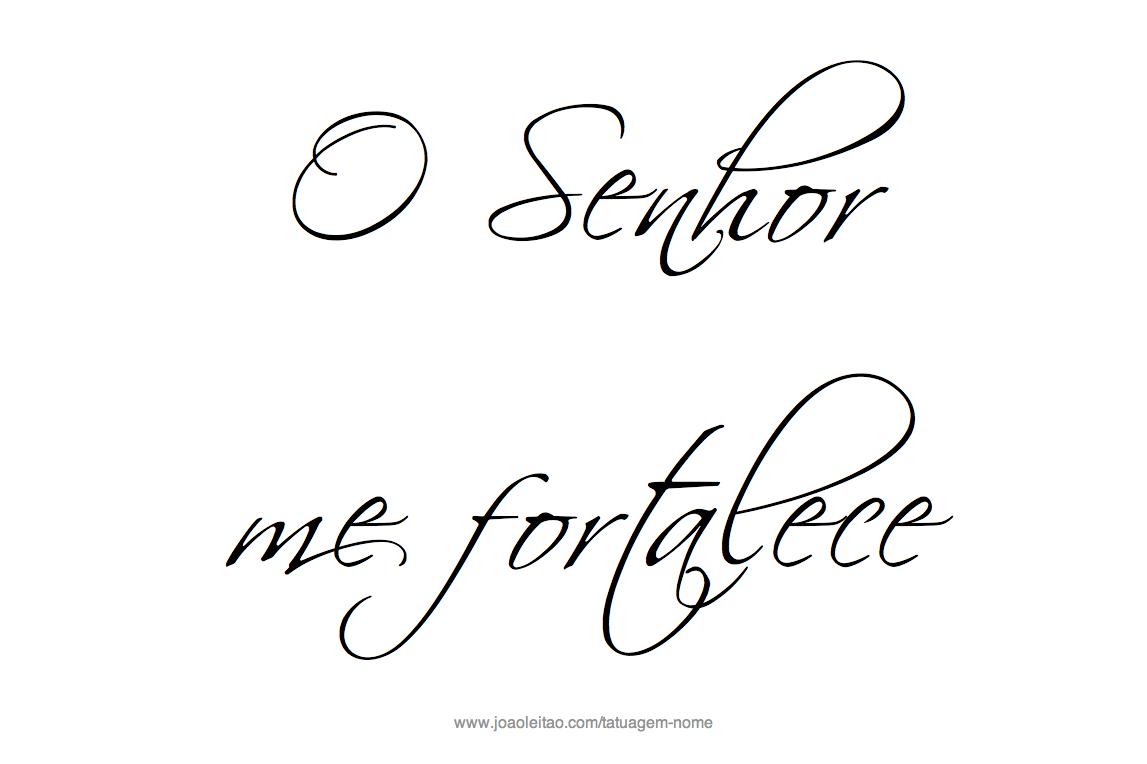 Frases Religiosas Para Tatuagem