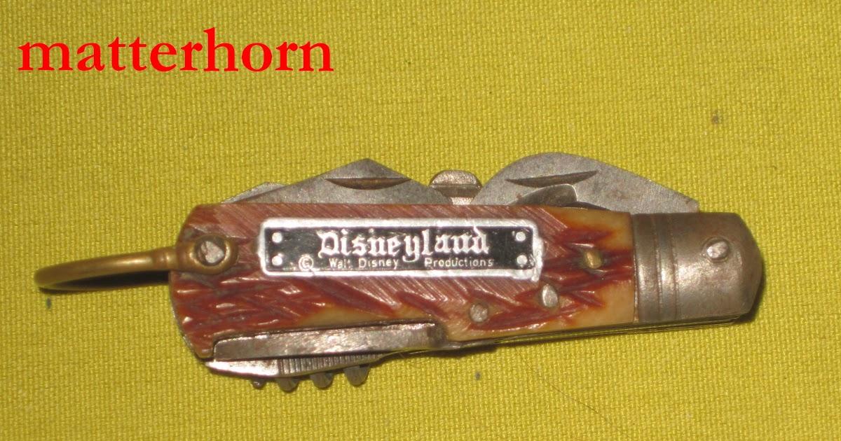 Stuff From The Park Souvenir Friday Pocket Knife