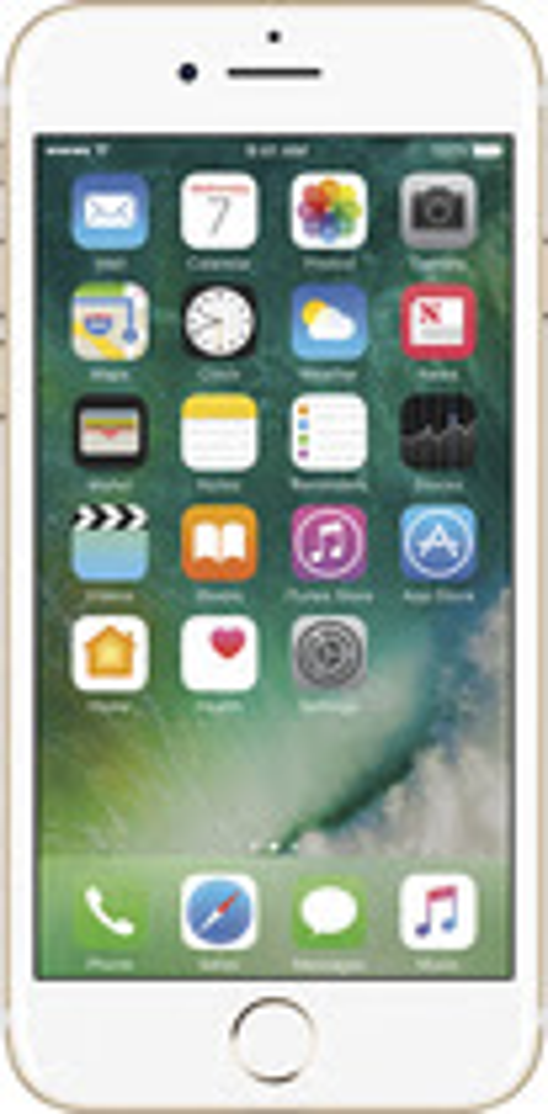 Apple - Geek Squad Refurbished Iphone 7 32gb - Gold (sprint)