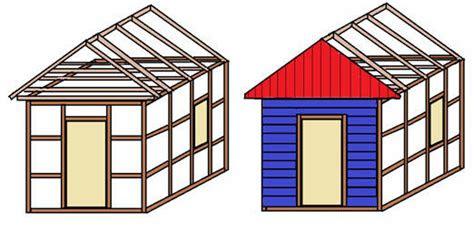 bauanleitung gartenhaus zum selber bauen